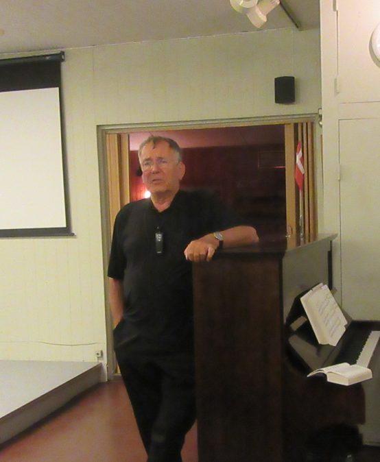 Jan Gehl fortæller om arkitektur og byrum